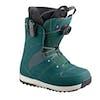 Boots de snowboard Femme Salomon Ivy BOA STR8JKT - Deep Teal