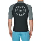 Billabong Rotohand Short Sleeve Mens Rash Vest