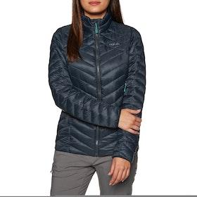 Rab Altus Womens Jacket - Beluga Seaglass
