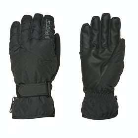 Protest Care Snow Gloves - True Black