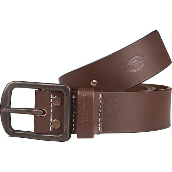 Dickies Helmsburg Mens Leather Belt