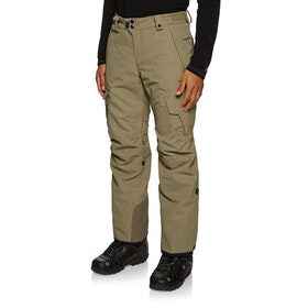 686 SMARTY 3 In 1 Cargo Snow Pant - Khaki