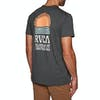 RVCA Daybreak Short Sleeve T-Shirt - Charcoal