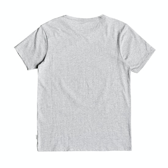 T-Shirt de Manga Curta Boys Quiksilver Winter Quiver