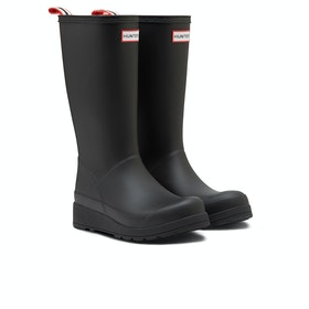 Hunter Original Play Tall Womens Wellies - Black