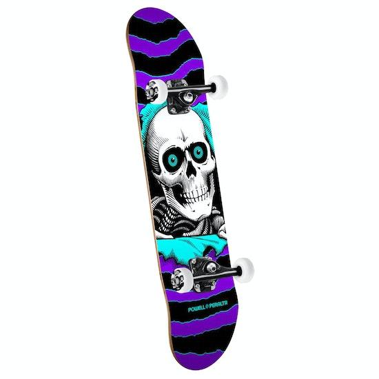 Powell Ripper 127 8 Inch Complete Skateboard