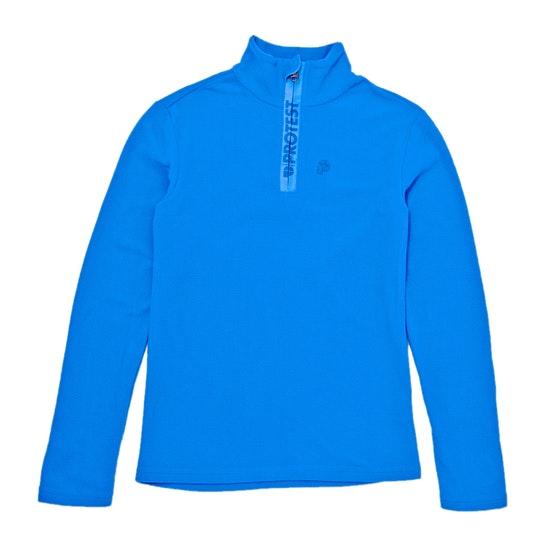 Protest Perfecty JR 1/4 Zip Top Kids Fleece