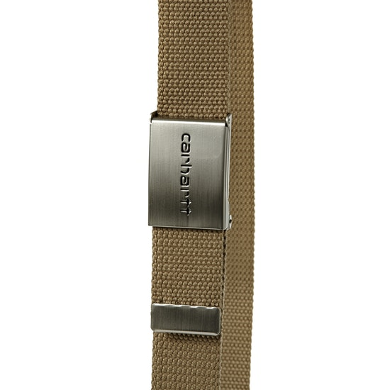 Carhartt Clip Chrome Mens Web Belt