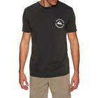 Quiksilver Skulled Mens Short Sleeve T-Shirt