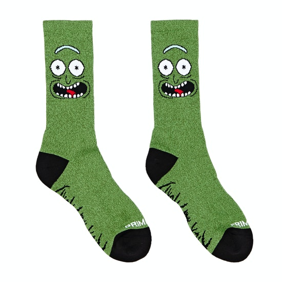 Fashion Socks Primitive Pickle Rick