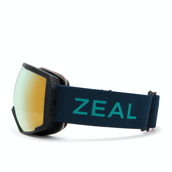 Zeal Nomad Fruit Punch ~ Alchemy Mirror Snow Goggles