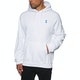 Chrystie C Logo Embroidery Pullover Hoody