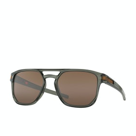 Oakley Latch Beta Sunglasses - Olive Ink~prizm Tungsten