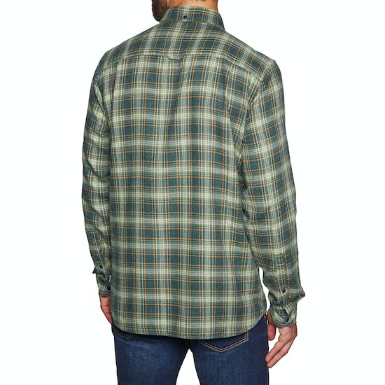 Hurley Walker Flannel Mens Shirt