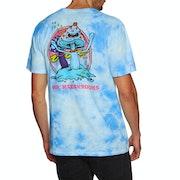 Primitive Mrmeeshroomswashed Short Sleeve T-Shirt