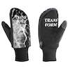 Transform The Marbelous Mitt Snow Gloves - Vader Black