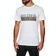 T-Shirt à Manche Courte Jack Wolfskin Slogan