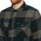 Camisa Brixton Bowery Flannel