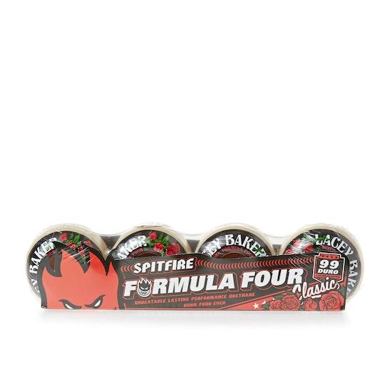 Roda de Prancha de Skate Spitfire Formula Four 99d Lacey Perennial