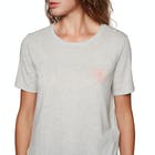 Roxy Hello Winter Ladies Short Sleeve T-Shirt