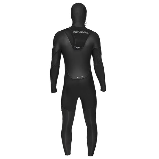 Rip Curl Flashbomb Heat Seeker 6/4mm Zipperless Hooded Wetsuit