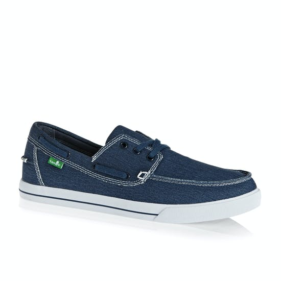 Sanuk M The Sea Man Slip On Trainers
