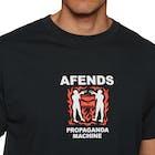 Afends Propaganda Machine Short Sleeve T-Shirt