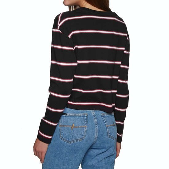 T-Shirt à Manche Longue SWELL Swell Cropped