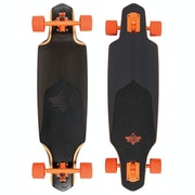 Dusters Channel Black Prism Lb Longboard
