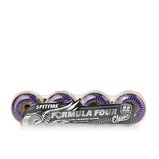 Spitfire Formula Four Classics 99du 58 Mm Skateboard Wheel