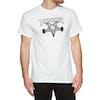 Thrasher Skategoat Short Sleeve T-Shirt - White