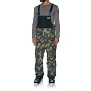 Pantalone Snowboard Planks Yeti Hunter Shell Bib