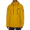 Planks Good Times Insulated Snow Jacket - Mustard/woodsy