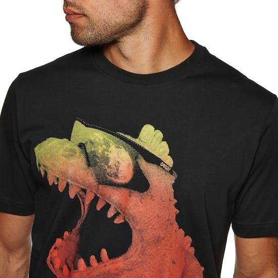 Oakley Tnp Dino T-Shirt Korte Mouwen