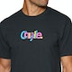 Chrystie Massimo Logo Short Sleeve T-Shirt