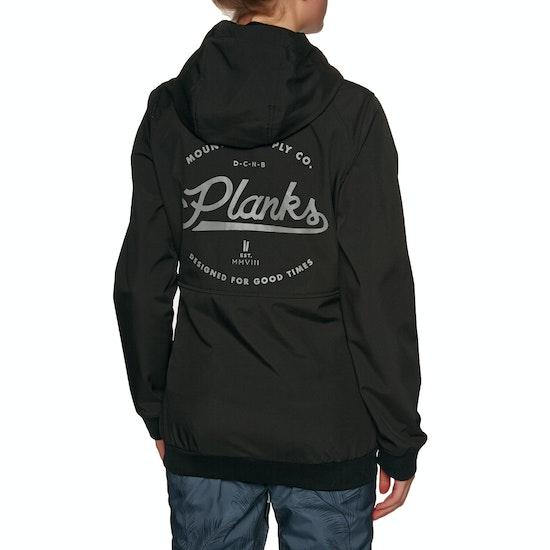 Planks Reunion Soft Shell Snow Jacket