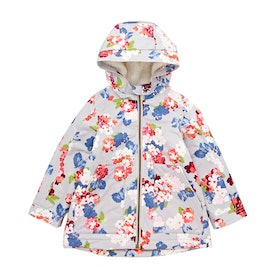 Veste Joules Utility Aop Waterfall - Bloomin Floral Glass