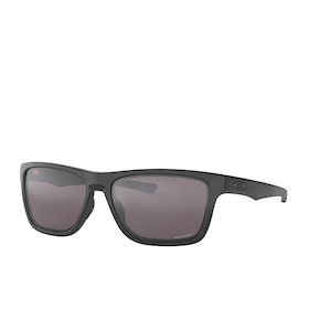 Oakley Holston Sunglasses - Matte Black~prizm Grey