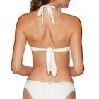 Roxy Surf Memory Crop Top Bikini Top