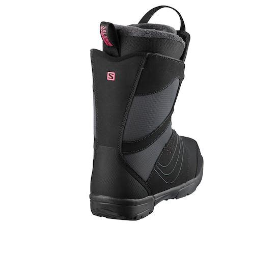 Boots de snowboard Femme Salomon Pearl BOA