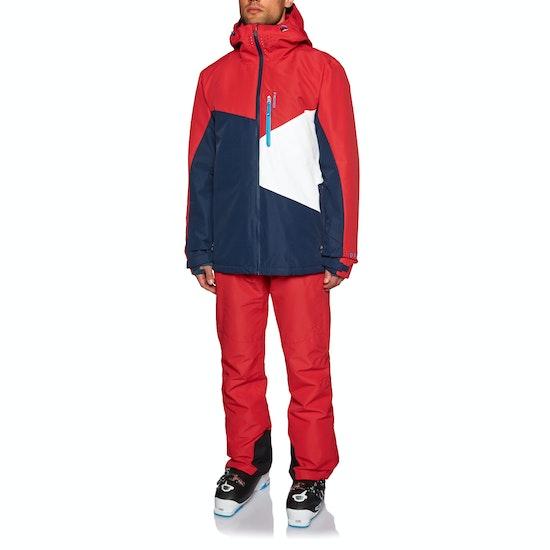 Giacca Snowboard Protest Yoyo