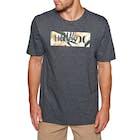 Hurley Oao Tropics Short Sleeve T-Shirt