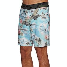 Billabong Sundays Airlite Boardshorts - Mint