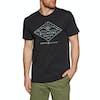 Camiseta de manga corta Billabong Watcher - Black