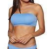SWELL Miami Bandeau Bikini Top - Blue