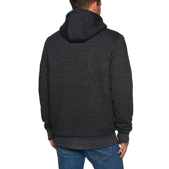 Camisola de Capuz com Fecho Rip Curl Heated Fleece