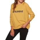 Element Tree Logo Crew Ladies Sweater