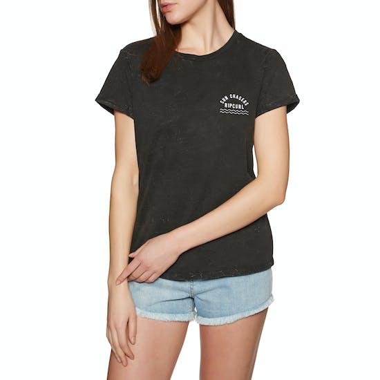 Rip Curl Wave Dancers Ladies Short Sleeve T-Shirt