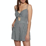 Seafolly Midsummer Gingham Playsuit