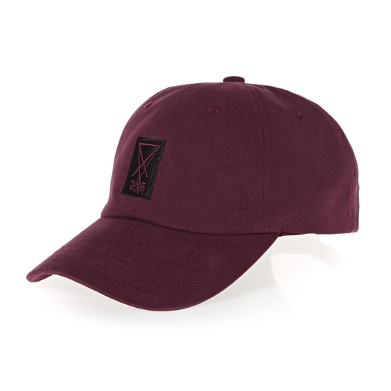 Welcome Symbol Peached Twill Cap